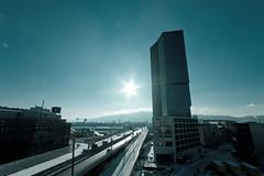 Prime Tower Zurich (yago1.com) Tags: urban architecture schweiz switzerland zuerich hardbrcke mimoa primetower eos7d yago1