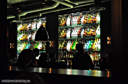 Bar at Il Gatto ~ Minneapolis, MN