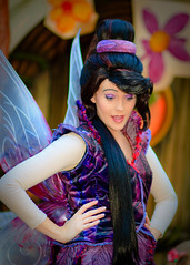 ~Disney Fairies - Vidia~ (SDG-Pictures) Tags: california costumes canon fun dance outfit purple dancing bell disneyland joy performance performing disney pixie entertainment perform southerncalifornia orangecounty dust anaheim pixies vidia enjoyment themepark entertaining disneys disneylandresort disneycharacters fairywings disneylandpark 2411 purplefairy 18aperture disneyfairies disneycostumes 85mmlens fairycostumes canonxsi takenbystepheng pixiehollow canonxsirebel charactersflyingtinker friendstinkerbelltinker bellmagicmagicalpixie vidiacostume vidiavidia february42011