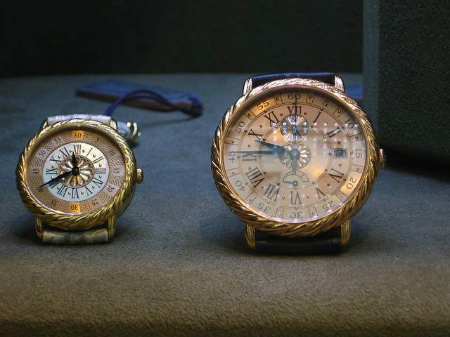 フィレンツェの腕時計のフリー写真素材