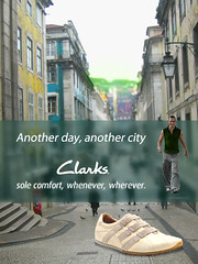 "Clarks Ad Campaign - another day 2 • <a style=""font-size:0.8em;"" href=""http://www.flickr.com/photos/10555280@N08/5428866042/"" target=""_blank"">View on Flickr</a>"