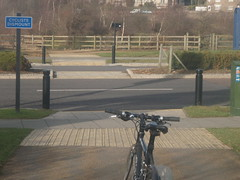 Cyclists dismount. Why? (KatsDekker) Tags: bike bicycle newcastle cycling action cycle activism campaign