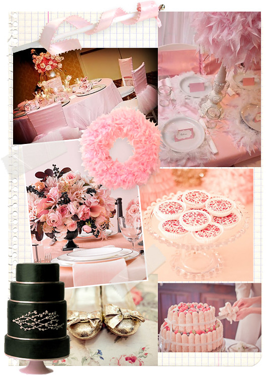 centre stage wedding deco