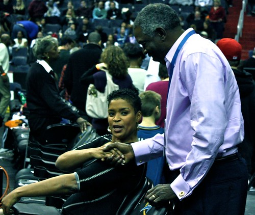 washington wizards, atlanta hawks, nba, february 5th, 2011, truth about it, adam mcginnis, pam mcgee, Bob Dandridge
