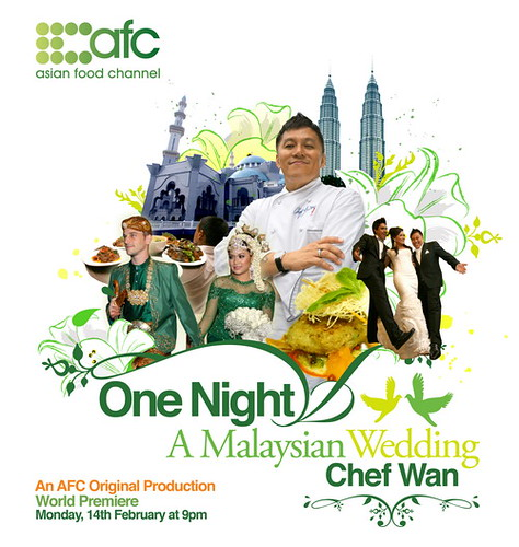 Chef Wan Poster