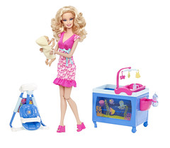 barbie baby sitter (IdleHandsBlog) Tags: girls toys dolls barbie mattel