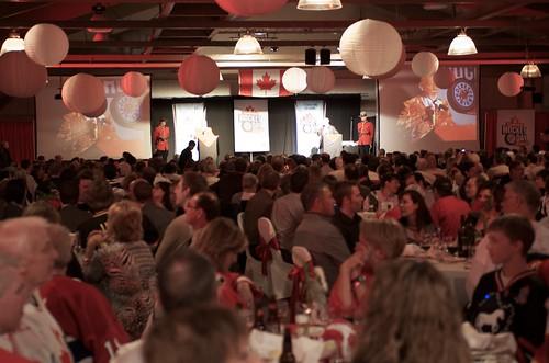 Hockey Day in Canada Gala Banquet