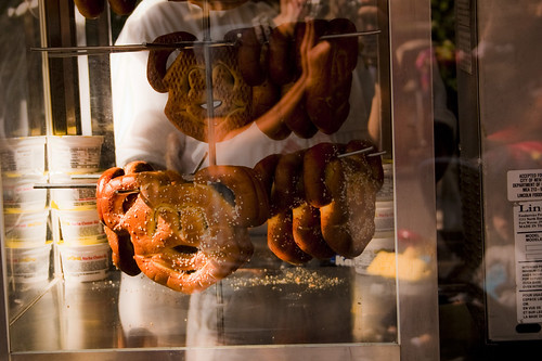 Disneyland Mickey Pretzels by prud_de, on Flickr