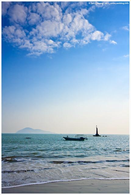 到陽西看海