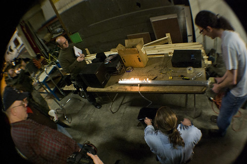 Milwaukee Makerspace: We play with fire