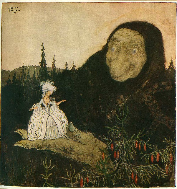 John Bauer - Illustration 1