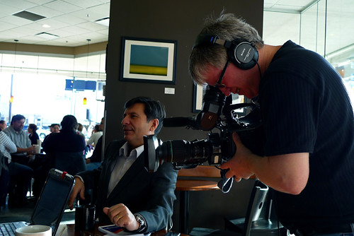 my CBC news interview with Costa Maragos - 6