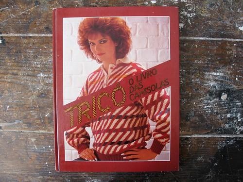 Tricô. O Livro das Camisolas