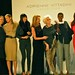 Adrienne Vittadini Fashion Show - Model Irina Pantaeva,Model Pat Cleveland,Model Frederique van der Wal,Model Niki Taylor, Model Carmen Dell'Orefice ,Model Carol Alt, Roshumba Williams,