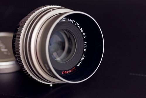 PENTAX FA43mmF1.9 Limited