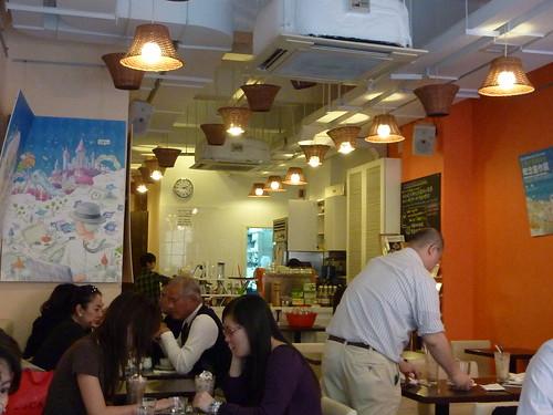 香港銅鑼灣 阿麥廚房Mackie Kitchen