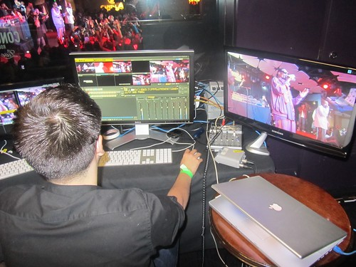 TriCaster powers live Snoop Dog event for MySpace