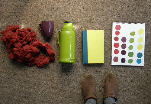 week 3, objects-colors, laia