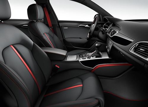 New Audi A6 Interior. New Audi A6 Saloon Exterior 15