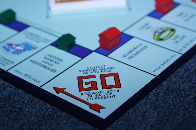 Day 174 - Monopoly Mayhem