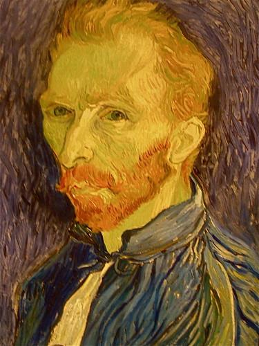 47 204/365  Vincent on Vincent