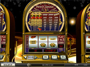 Reel Classic 3 slot game online review