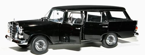 Norev Mercedes Universal