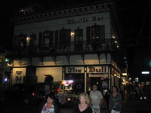 The Whistle Bar over The Bull