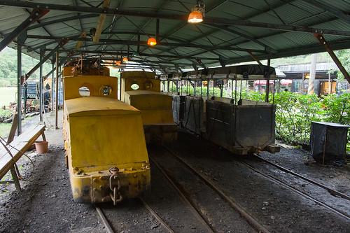 這樣的小火車, 沒問題麼?