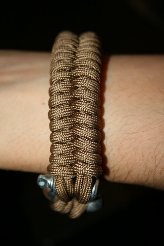Mike's Survival Bracelet