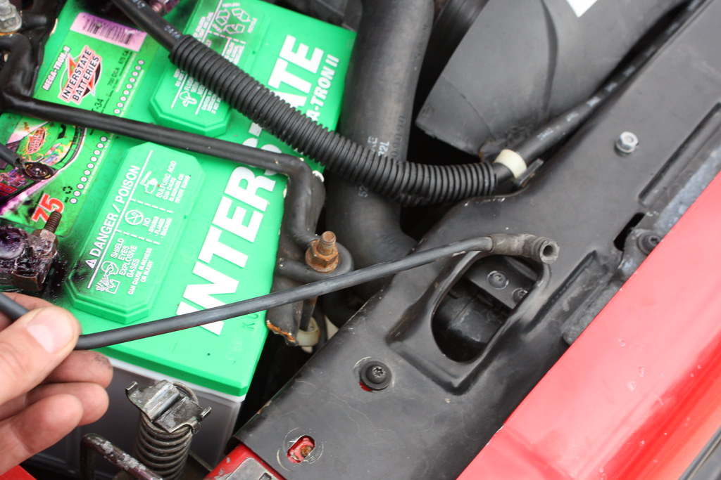 A C Control Problems And Vacuum Line Question Jeep