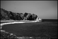 Rocas. (Kevin Vsquez) Tags: las sea costa azul mar carretera venezuela playa salinas caribbean vargas litoral caribe estado oricao varguense