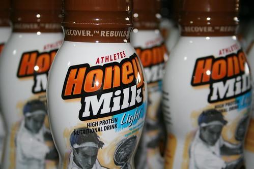 Athletes HoneyMilk™