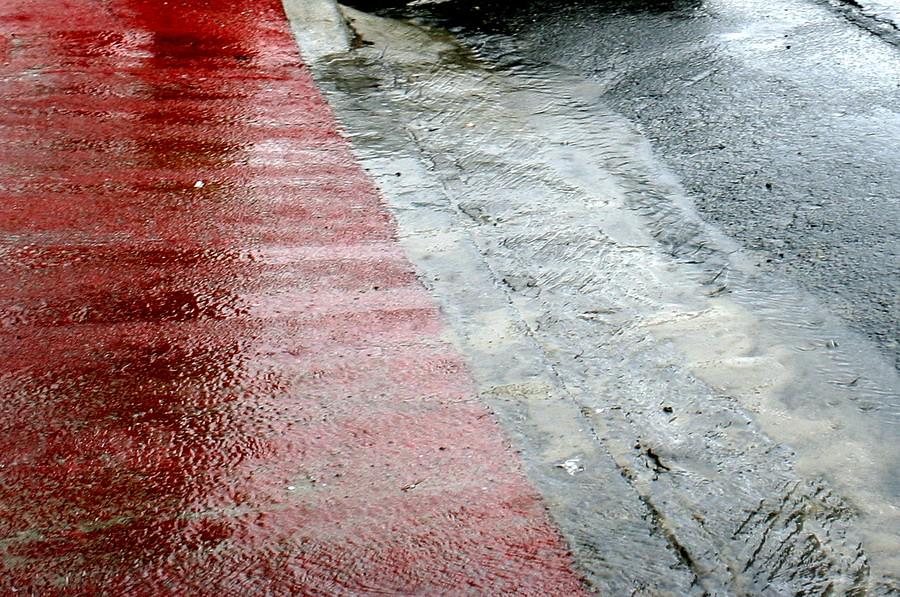 Rain Yin and Yang