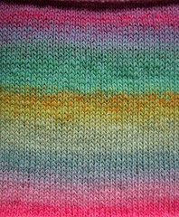Colourscape Wool Before Felting