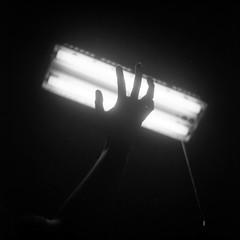Give Up The Ghost (-nasruddinmukhtar-) Tags: blackandwhite bw 120 6x6 tlr monochrome silhouette japan analog mediumformat square hand ss fujifilm mf neopan 100 analogue  nagaoka nigata   ricohflex model7 nasruddin nasruddinmukhtar kibogaoka