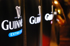 Guinness Extra Cold, Guinness, Guinness Red. (Muta Takes A Picture) Tags: ireland light red irish cold bar pub ale guinness pump tap pint extra stout