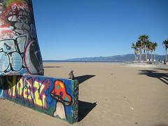 VENICE BEACH CALIFORNIA FEB 27, 2011 084 (NameOnRice.com) Tags: family venice usa art musicians kids america graffiti los mural angeles guitar rip homeless band can spray walls accordian airbrush cronk venicebeachcaliforniafeb272011
