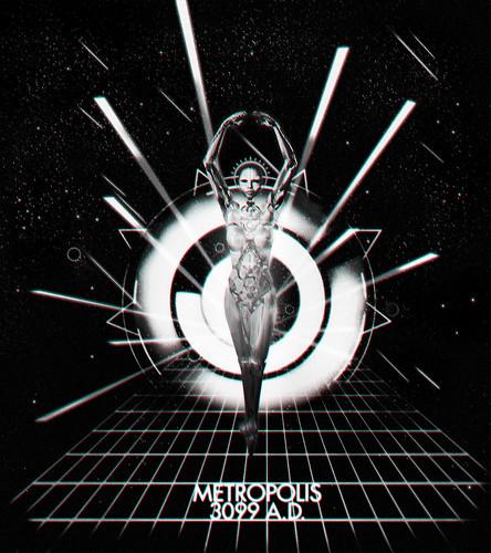 metropolis 3099 a.d. 3-D