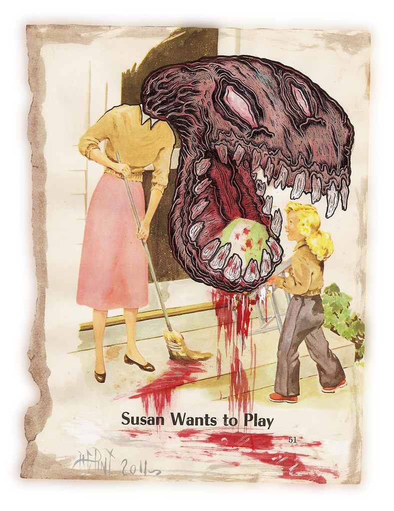 Susan Wants To Play by Justin Aerni