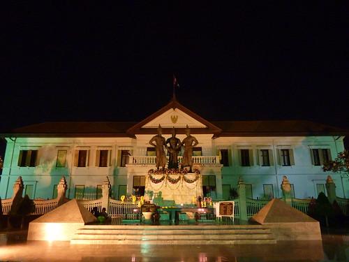 Chiang Mai 11-Trois Rois (1)