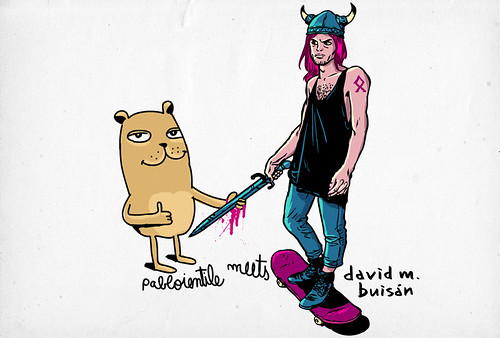 pabloientile meets David M Buisan