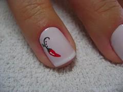 (Taís Volkweis) Tags: paris arte nails unhas risque pimenta unha esmalte