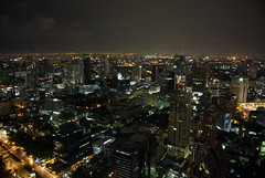 Bangkok At Night (Alexander Marc Eckert) Tags: bangkok vertigo thai siam bkk banyantree thaiand  moonbar  vertigogrillmoonbar sceneryalbum vertigogrill banyantreehotelbangkok banyantreebangkokhotel bangkokalbum