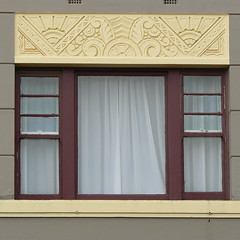 Window Detail, Ararat Hotel, Ararat