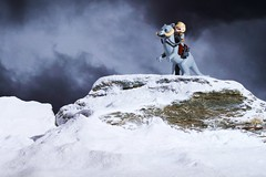 Hoth (Blockaderunner) Tags: star back lego luke empire wars strikes hoth skywalker tauntaun