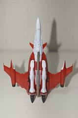 1/100 YF-29 デュランダル スミ入れ終了