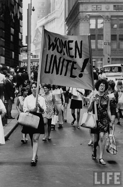 women rights 1970