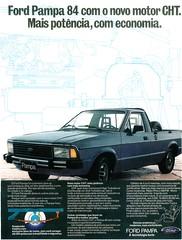 1984 Ford Pampa (Brazil)