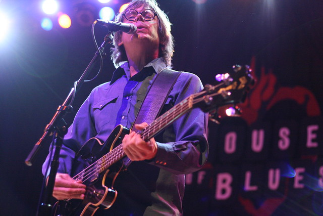 Old 97's, Those Darlin's & Buxton @ House Of Blues